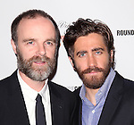 Brian F. O'Byrne & Jake Gyllenhaal attending the After Party for Opening Night Performance of the Roundabout Theatre Production of  'If There Is I Haven't Found It Yet' at the Laura Pels Theatre in New York City on 9/20/2012.