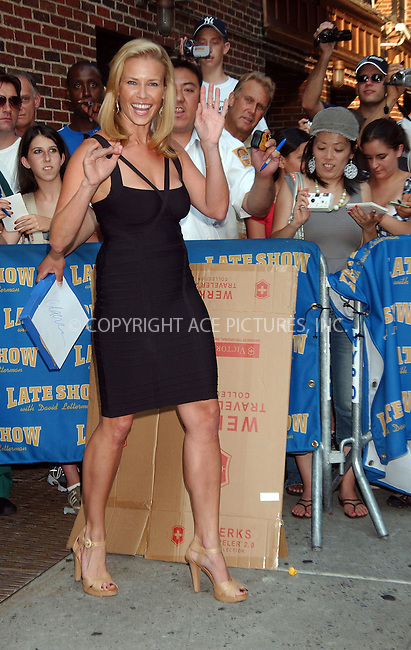 WWW.ACEPIXS.COM . . . . . ....August 2 2007, New York City....Actress and comedian Chelsea Handler at 'The Late Show with David Letterman' at the Ed Sullivan Theatre in midtown Manhattan.....Please byline: KRISTIN CALLAHAN - ACEPIXS.COM.. . . . . . ..Ace Pictures, Inc:  ..(646) 769 0430..e-mail: info@acepixs.com..web: http://www.acepixs.com