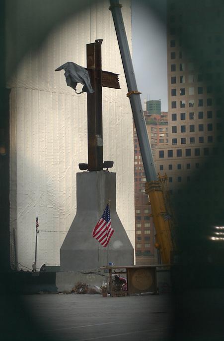 Ground Zero, 2001