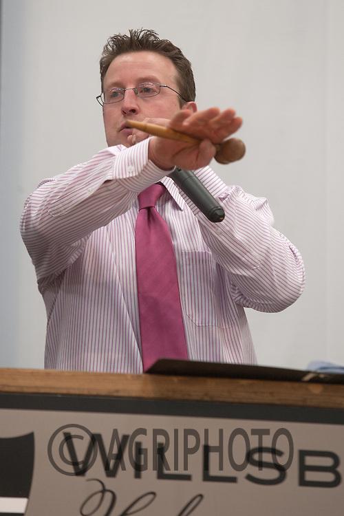 Mark Lee,Auctioneer Norton &amp; Brooksbank<br /> Picture Tim Scrivener 07850 303986