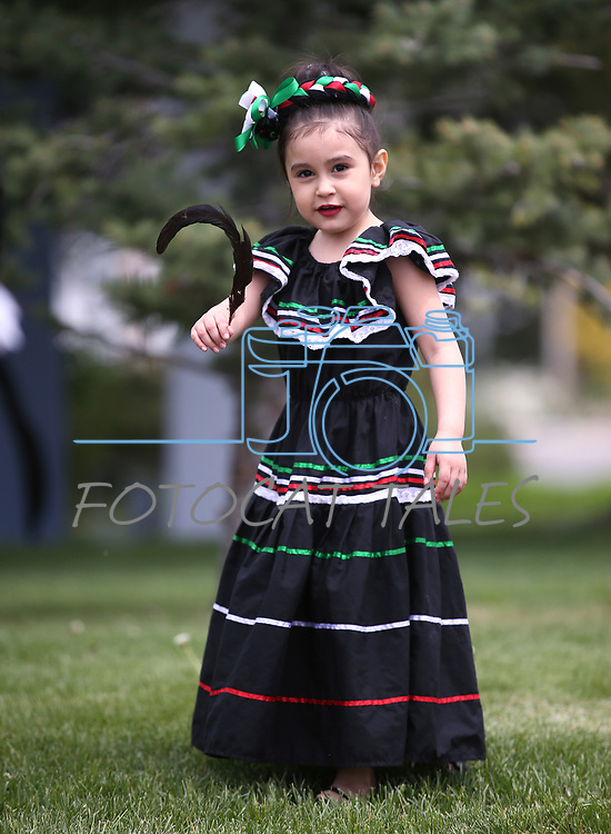 International Folkloric Dancers perform at the Cinco de Mayo celebration at the Carson City Library, in Carson City, Nev., on Saturday, May 5, 2018. <br /> Photo by Cathleen Allison/Nevada Momentum