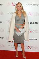 WEST HOLLYWOOD, CA, USA - OCTOBER 23: Gretchen Rossi arrives at the Life & Style Weekly 10 Year Anniversary Party held at SkyBar at the Mondrian Los Angeles on October 23, 2014 in West Hollywood, California, United States. (Photo by David Acosta/Celebrity Monitor)