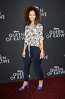"20 September 2016 - Hollywood, California - Sherri Saum. ""Queen Of Katwe"" Los Angeles Premiere held at the El Capitan Theater in Hollywood. Photo Credit: AdMedia"