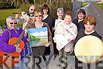BEALTAINE: Ballyduff locals preparing for a special Bealtaine festival event on May 10th, front l-r: May Scott, Marie Fitzgerald, Kathleen O'Mahony, Catherine Prendergast. Back l-r: Bob Scott, Brenda Canty, Nora Lucid, Mary Behan.