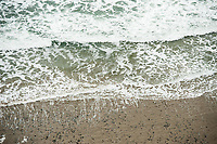 Beach and waves