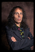1996 : RONNIE JAMES DIO - Photosession in Los Angeles USA