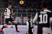 Leonardo Bonucci of Juventus <br /> Milano 13/02/2020 Stadio San Siro <br /> Football Italy Cup 2019/2020 <br /> AC Milan - Juventus FC <br /> Photo Federico Tardito / Insidefoto