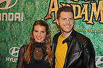 Premiere Barcelona La Familia Addams.<br /> Julia Lara &amp; Christian Valencia.