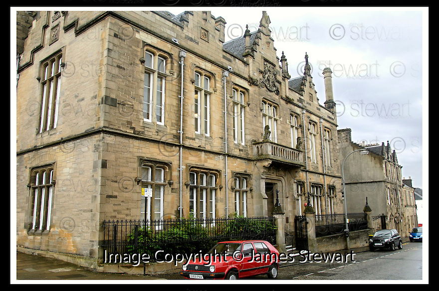 02/08/2006        Copyright Pic: James Stewart.File Name : sct_jspa02_alloa_sheriff_court.GENERAL VIEW : ALLOA SHERIFF COURT.......Payments to :.James Stewart Photo Agency 19 Carronlea Drive, Falkirk. FK2 8DN      Vat Reg No. 607 6932 25.Office     : +44 (0)1324 570906     .Mobile   : +44 (0)7721 416997.Fax         : +44 (0)1324 570906.E-mail  :  jim@jspa.co.uk.If you require further information then contact Jim Stewart on any of the numbers above.........