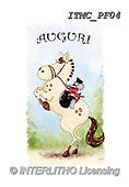 Marcello, CUTE ANIMALS, LUSTIGE TIERE, ANIMALITOS DIVERTIDOS, paintings+++++,ITMCPF04,#AC#, EVERYDAY ,horses
