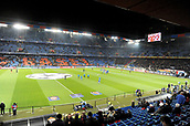 31st October 2017, St Jakob-Park, Basel, Switzerland; UEFA Champions League, FC Basel versus CSKA Moscow; St Jakob Park fills up with fans before the match