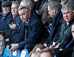 Paul Murray in the audience at the Rangers AGM