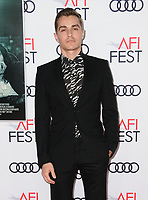 12 November  2017 - Hollywood, California - Dave Franco. AFI FEST 2017 Screening Of &quot;The Disaster Artist&quot; held at The Beverly Hilton Hotel in Hollywood. <br /> CAP/ADM/BT<br /> &copy;BT/ADM/Capital Pictures