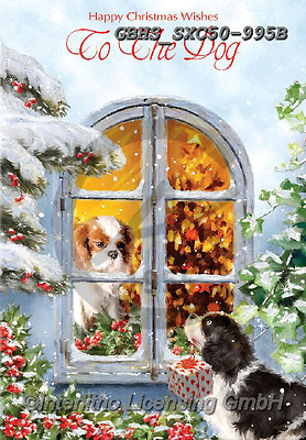 John, CHRISTMAS SYMBOLS, WEIHNACHTEN SYMBOLE, NAVIDAD SÍMBOLOS, paintings+++++,GBHSSXC50-995B,#xx#