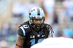 23 November 2013: UNC's Tre Boston. The University of North Carolina Tar Heels played the Old Dominion University Monarchs at Keenan Stadium in Chapel Hill, NC in a 2013 NCAA Division I Football game. UNC won the game 80-20.