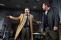 Glengarry Glen Ross by David Mamet, directed by Sam Yates. With Christian Slater as Ricky Roma, Oliver Ryan as Baylen . Opens at The Playhouse Theatre on 9/11/17.