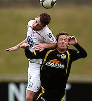 100404 NZ Football Championship - Team Wellington v Waitakere United