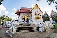 King Bhumibol of Thailand - Wimbledon Temple - 20.10.2016