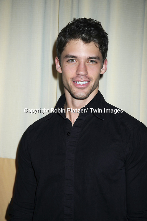 actor David Gregory of One Life To Live attending the 26th Annual Starlight Children's Foundation Gala on March 16, 2011 at The Marriott Marquis Hotel in New York City.