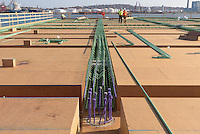 Boathouse at Canal Dock Phase II | State Project #92-570/92-674 Construction Progress Photo Documentation No. 05 on 17 November 2016. Image No. 19