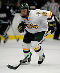 6 January 2007: University of Vermont forward Jay Anctil (16) from Wolfeboro, NH, in action against the University of New Hampshire Wildcats at Gutterson Fieldhouse in Burlington, Vermont. The Wildcats defeated Vermont 2-1 to sweep the two-game weekend series in front of a record setting 49th consecutive sellout at the Gut...Mandatory Photo Credit: Ed Wolfstein Photo.<br />