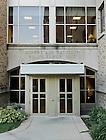 Sept. 19, 2012; Welsh Family Hall door..Photo by Matt Cashore/University of Notre Dame