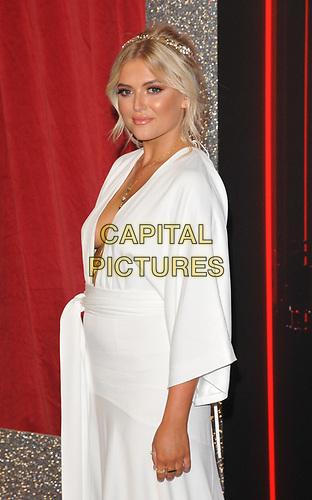 Lucy Fallon at the British Soap Awards 2019, The Lowry Theatre, Pier 8, The Quays, Media City, Salford, Manchester, England, UK, on Saturday 01st June 2019.<br /> CAP/CAN<br /> ©CAN/Capital Pictures