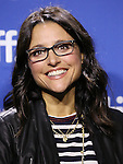 """Julia Louis-Dreyfus attending the 2013 Tiff Film Festival Photo Call for """"Enough Said""""  at the Tiff Lightbox  on September 8, 2013 in Toronto, Canada."""