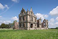 Moreton Corbet Castle, Moreton Corbet, Shropshire.