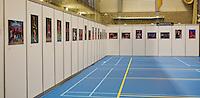 18-12-13,Netherlands, Rotterdam,  Topsportcentrum, Tennis Masters, Photo exposition<br /> Photo: Henk Koster