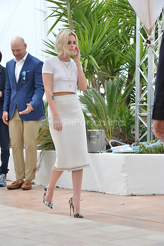 Kristen Stewart the 'Cafe Society' Photocall during the 69th Annual Cannes Film Festival at the Palais des Festivals on May 11, 2016 in Cannes, France.<br /> CAP/LAF<br /> &copy;Lafitte/Capital Pictures /MediaPunch ***NORTH AMERICA AND SOUTH AMERICA ONLY***