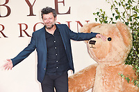 Andy Serkis<br /> arriving for the World Premiere of &quot;Goodbye Christopher Robin&quot; at the Odeon Leicester Square, London<br /> <br /> <br /> &copy;Ash Knotek  D3311  20/09/2017