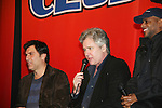 All My Children's Vincent Irizarry & Michael E. Knight & Darnell Williams came to see fans on November 21, 2009 at Uncle Vinnie's Comedy Club at The Lane Theatre in Staten Island, NY for a VIP Meet and Greet for photos, autographs and a Q & A on stage. (Photo by Sue Coflikn/Max Photos)