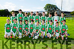 Na Gaeil U13's at the Lee Strand Invitational Tournament in Austin Stacks GAA Connolly Park on Saturday
