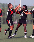 Troy vs Rochester Adams, girls varsity soccer, 6/7/11