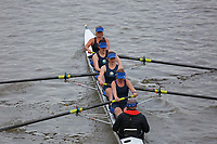 Crew: 226  Chesterton  WC 4+<br /> <br /> Veteran Fours Head 2018<br /> <br /> To purchase this photo, or to see pricing information for Prints and Downloads, click the blue 'Add to Cart' button at the top-right of the page.
