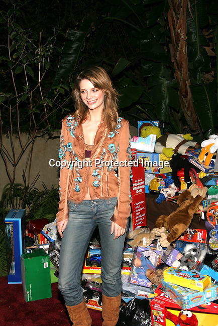 Mischa Barton<br />