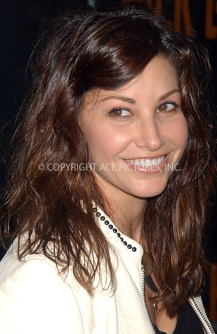 WWW.ACEPIXS.COM . . . . .....December 1 2006, New York City....Gina Gershon arriving at the Charity Auction Event to Benefit the Sam & Ruby Charity at Milk Gallery hosted by Nikon and Kate Moss....Please byline: Kristin Callahan - ACEPIXS.COM..... *** ***..Ace Pictures, Inc:  ..(212) 243-8787 or (646) 769 0430..e-mail: info@acepixs.com..web: http://www.acepixs.com