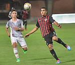 A puertas cerradas, por la sanción impuesta a la plaza cucuteña, se jugó el compromiso que cerró la jornada de domingo de la fecha 15 entre el Cúcuta Deportivo y el Envigado FC, el cual terminó con empate a 0 goles.