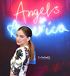 "Anna Chlumsky attends the Broadway Opening Night Arrivals for ""Angels In America"" - Part One and Part Two at the Neil Simon Theatre on March 25, 2018 in New York City."