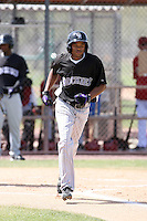 Eliezer Mesa, Colorado Rockies 2010 minor league spring training..Photo by:  Bill Mitchell/Four Seam Images.