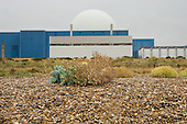 Sizewell nuclear power station, Suffolk