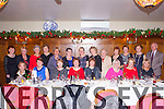 +++Reproduction Free+++<br /> Members of the Abbeyfeale Bridge Club enjoying their annual Christmas Party last Friday night in Leen's Hotel, Abbeyfeale.