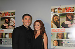 "Guiding Light Tom Pelphrey and One Life To Live Melissa Archer star in the film and at the premiere of ""Excuse Me For Living"" on October 12, 2012 at AMC Loews Village 7, New York City, New York.  (Photo by Sue Coflin/Max Photos)"