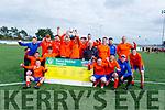 MEK Denny Div 2B winners over Lisard