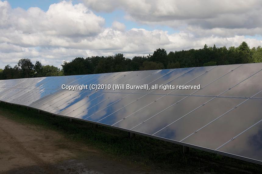 Ready for solar panel installation
