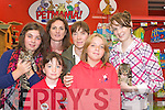 Petmania Tralee, has teamed up with Animal Help Net Kerry adoption charity to help promote pet adoption across the Kerry area, pictured at an adoption day on Wednesday were Sarah Connolly, Tralee, Linda Cavanagh, Manager Petmania, Ali Cavanagh, Banna, Wendy O'Connor, Animal Help Net Kerry, Any Connolly, Tralee and Yvonne Leen, Kilflynn.
