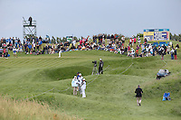 10th green during Round Two of the 100th Open de France, played at Le Golf National, Guyancourt, Paris, France. 01/07/2016. Picture: David Lloyd | Golffile.<br /> <br /> All photos usage must carry mandatory copyright credit (&copy; Golffile | David Lloyd)