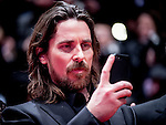 Actor Christian Bale promotes his film Knight of Cups during the LXV Berlin film festival, Berlinale at Potsdamer Straße in Berlin on February 8, 2015. Samuel de Roman / Photocall3000 / Dyd fotografos-DYDPPA.