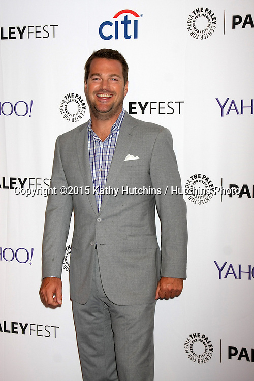 LOS ANGELES - SEP 11:  Chris O'Donnell at the PaleyFest 2015 Fall TV Preview - NCIS: Los Angeles at the Paley Center For Media on September 11, 2015 in Beverly Hills, CA